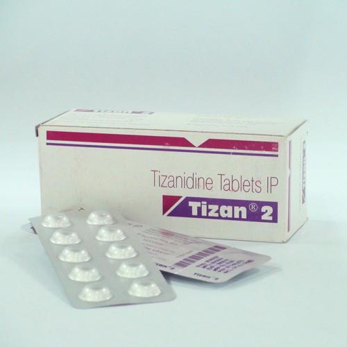 Buy Genuine Tizanidine Online