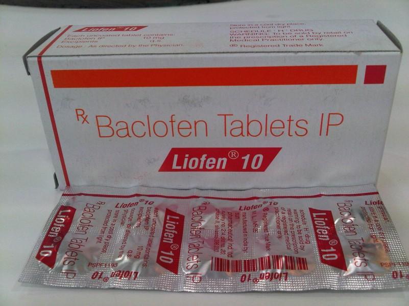 Lioresal - Baclofen Fast escrow refills