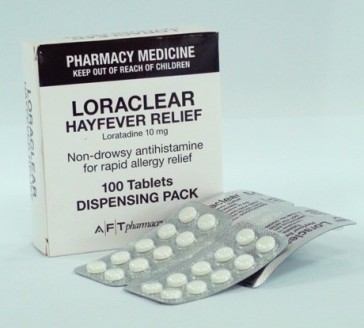 Loraclear (Loratadine) | Buy Anti Allergy Drugs
