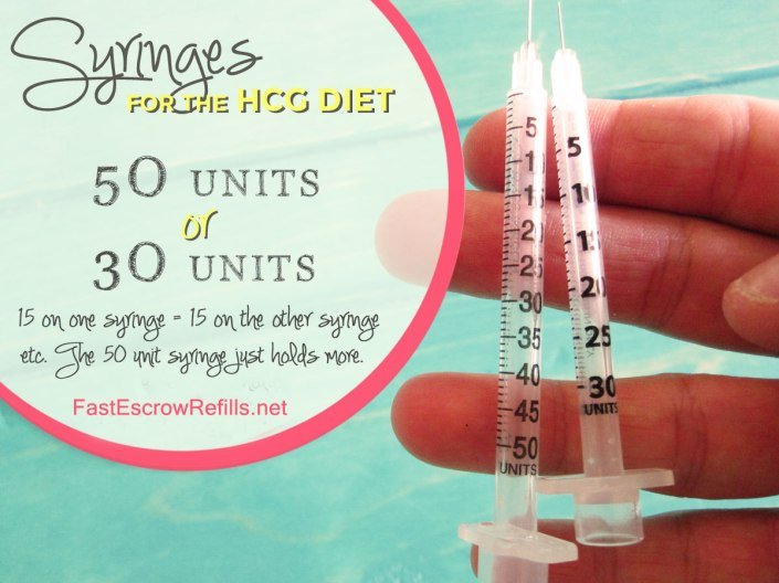 Buy RX HCG for Injections or Drops Fast Escrow Refills